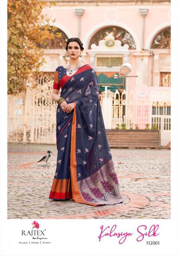 Rajtex Kalasiya Silk 112001-112006 Series