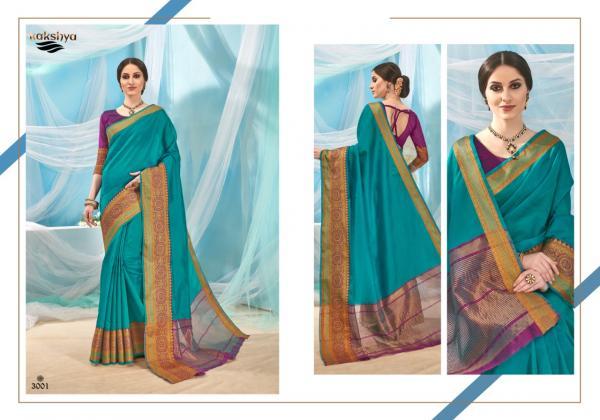 Kakshya Saree Aahana 3001-3006 Series