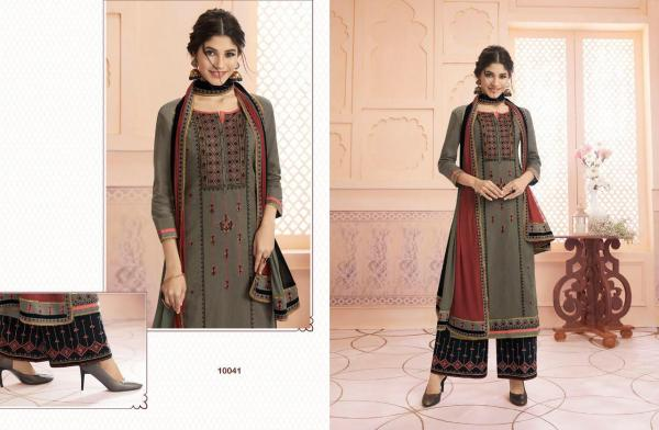 Kessi Fabrics Ramaiya Vastra Vol-2 10041-10048 Series