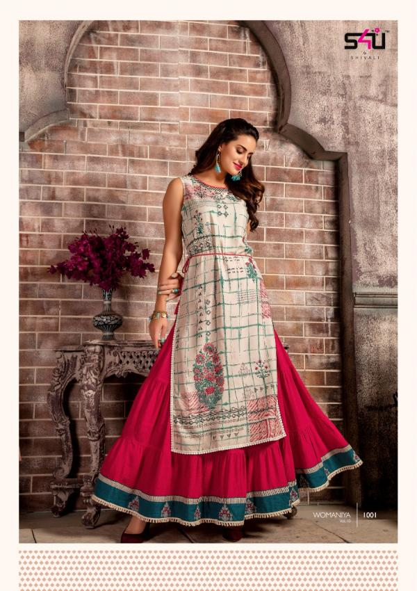 S4U Shivali Womaniya Vol-10 1001-1008 Series