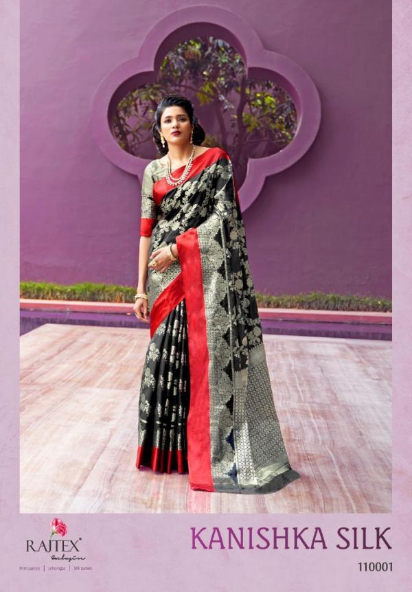 Rajtex Kanishka Silk 110001-110008 Series
