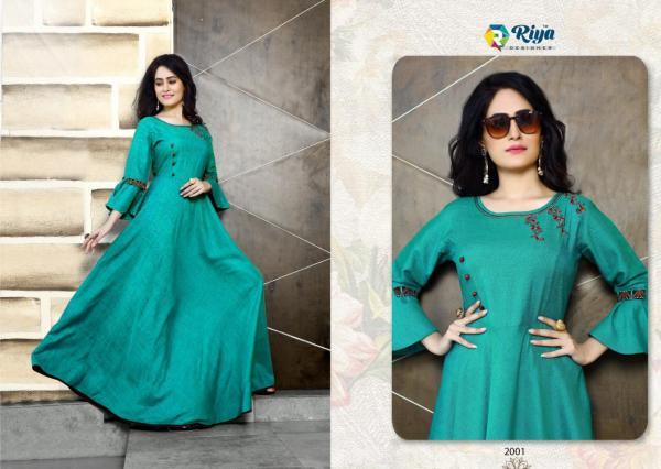 Riya Designer Alisha Vol-2 2001-2006 Series