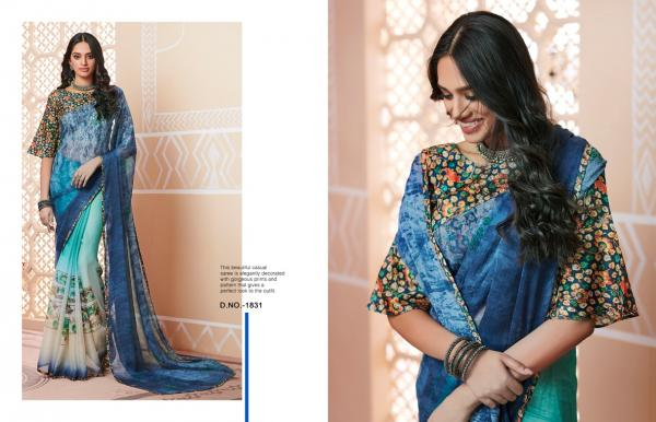 Kessi Fabrics Rangat 1831-1840 Series