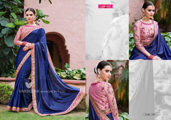 Varsiddhi Fashion Mintorsi Padmavati 4101-4110 Series