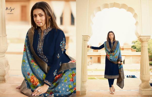 LT Fabrics Nitya 134 3401-3409 Series