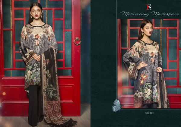 Deepsy Sapphire Silk 500-601 To 500-607 Series