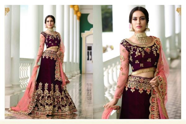 Royal Virasat Vol 13 Lehenga 13172-13180 Series
