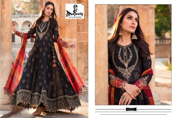Majesty Maria B Lawn Vol-7 7001-7006 Series