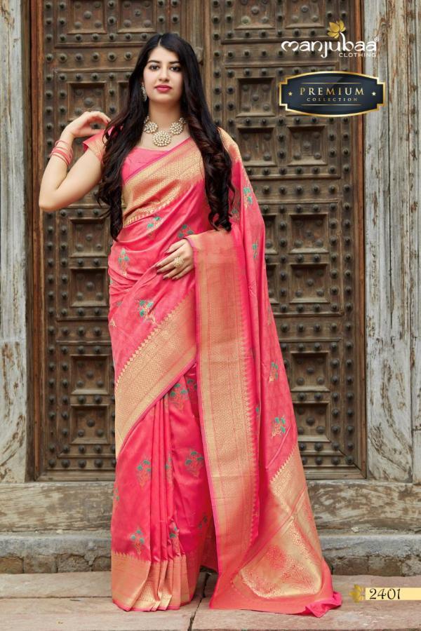 Manjubaa Premium 2401-2410 Series