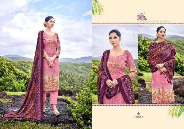 Chandra Fashion Winter Queens 1001-1008 Series