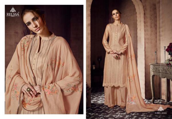 Relssa Fabrics Rosie Vol-2 4301-4308 Series
