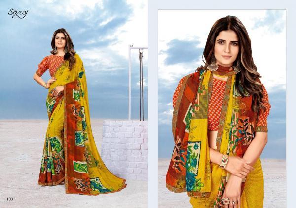 Saroj Megha 1001-1010 Series