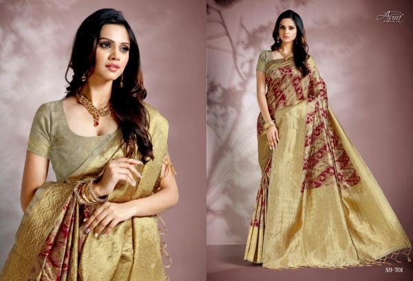 Aura Saree Reva 701-709 Series