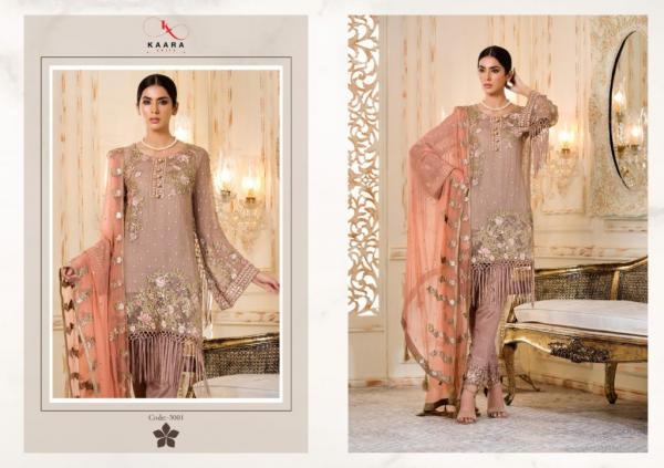 Kaara Suits Ramsha 3001-3006 Series