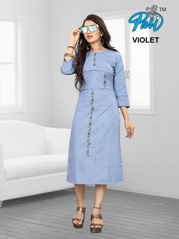 Pari Fashion Violet 1001-1006 Series
