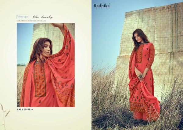 Radhika Fashion Azara Vol-39 39001-39008 Series