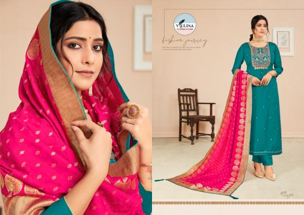 Velisa Fashion Paakhi 601-604 Series