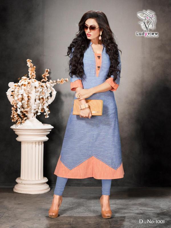 Ladyview Rang Rasiya 1001-1006 Series