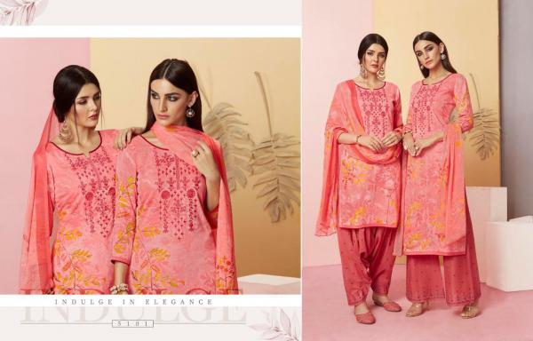 Kessi Fabrics Rangriti 5101-5108 Series