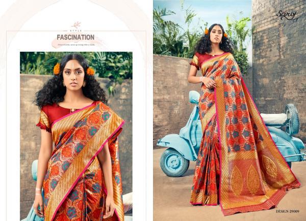 Saroj Saree Shivanjali Vol-2 29009-29014 Series