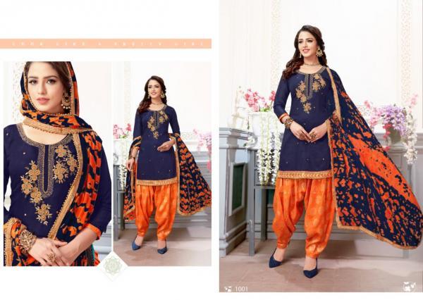 Utsav Suits Mehak Vol-7 1001-1006 Series