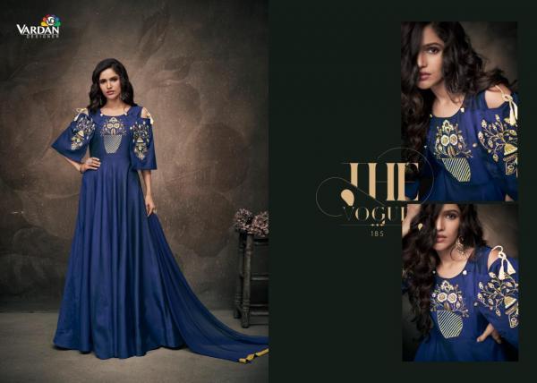 Vardan Designer Navya Vol-9 185 Gown