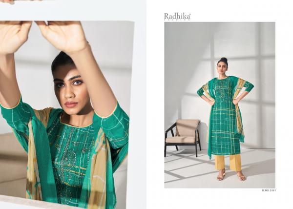 Radhika Fashion Ehrum 2001-2008 Series