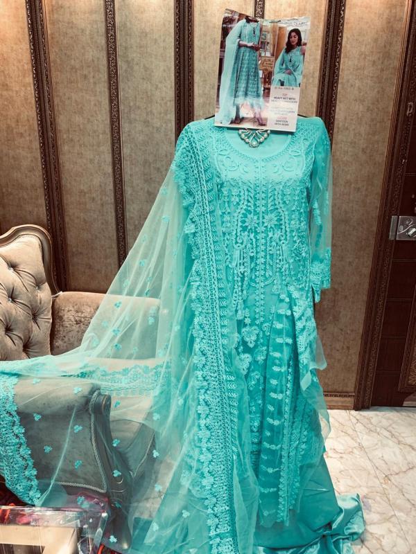 Shraddha Designer Sobia Nazir Special Edition Vol-2 1002 B Real Image