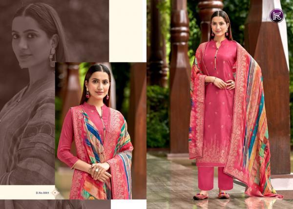 Kala Fashion Jacquard Vol-10 5001-5007 Series