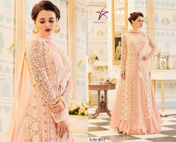 Mishaal Fab Supre Hit Design 8012 Colors