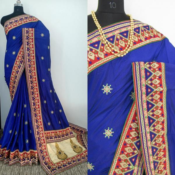 Varni Fabrics Pushpam 400 Colors