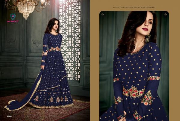 Arihant Designer Vidhisha Gold 31006A TO 31006D Series