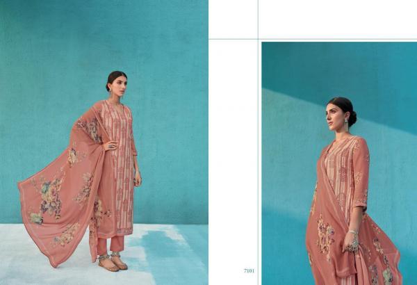 Kimora Fashion Heer Vol-71 Lakeer 7101-7108 Series
