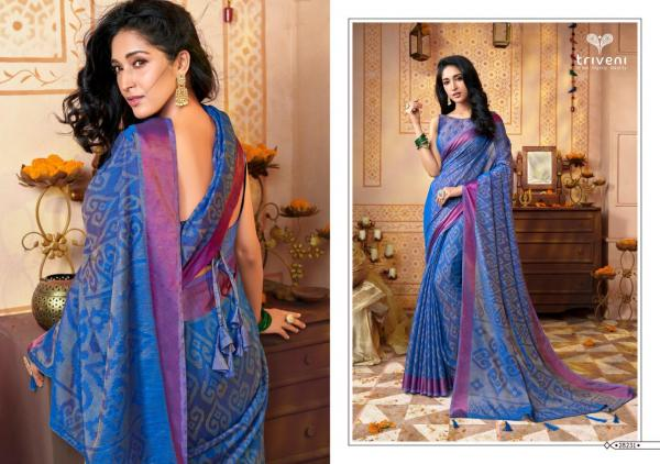 Triveni Saree Bela Vol-4 28231-28238 Series