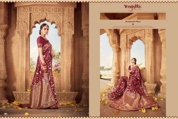 Monjolika Fashion Mohini 3801-3808 Series
