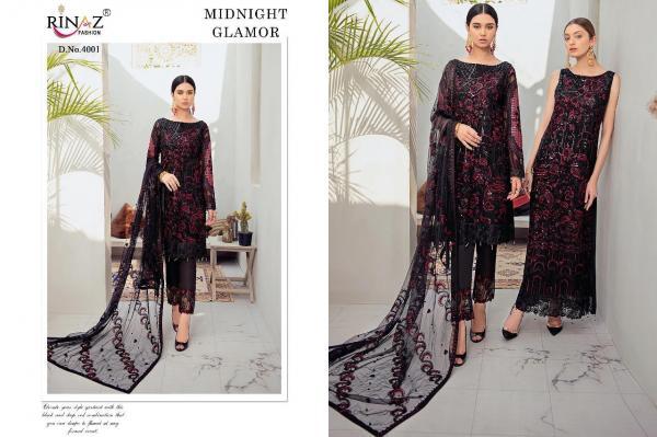Rinaz Fashion Rangoon Vol-3 4001-4007 Series
