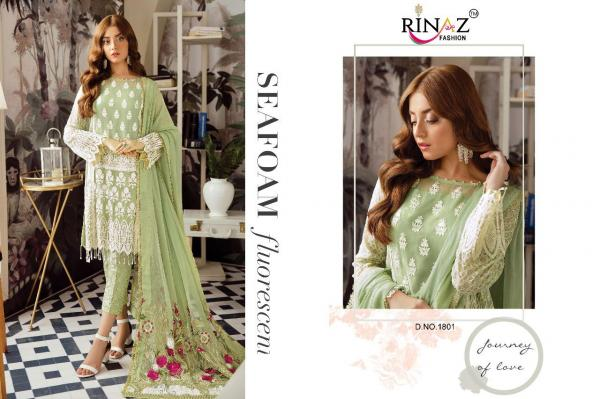 Rinaz Fashion Afrozeh 1801-1806 Series