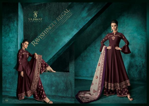Sajawat Creation Sarthi Vol-5 721-727 Series