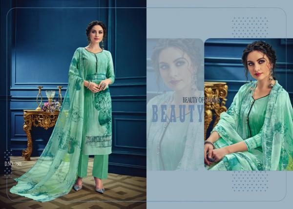 Kesar Shazia 7501-7510 Series