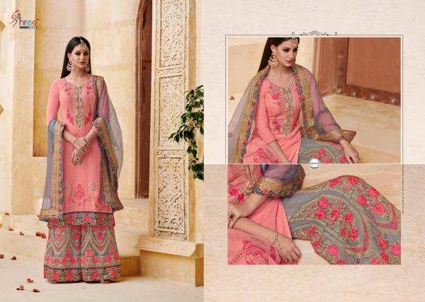 Shree Fab Shehnai Vol-11 Bridal Collection 6053-6058 Series