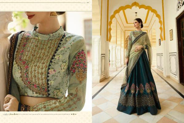 Sparsh Vol 8 Designer Lehenga 801-811 Series