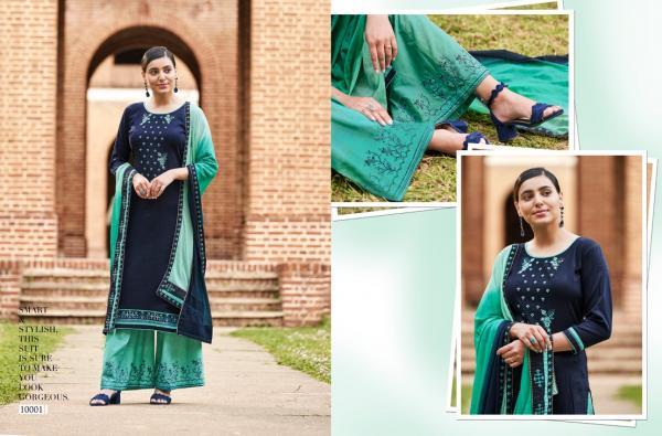 Kessi Fabrics Ramaiya Vastra 10001-10008 Series
