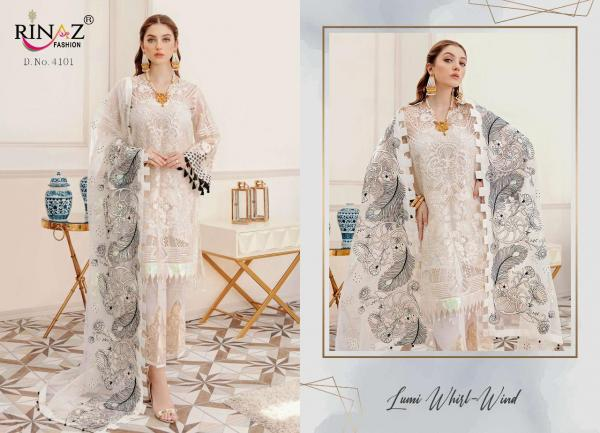 Rinaz Fashion Jasmin Vol-13 4101-4104 Series