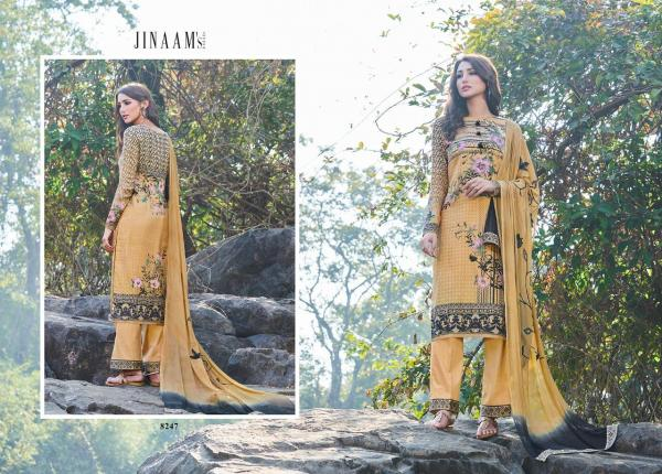 Jinaam Dress Adeena 8247-8255 Series