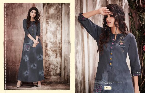 Kajree Fashion Kayara 1200-1209 Series