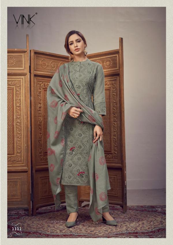 Vink Fashion Chikankari 1111-1116 Series