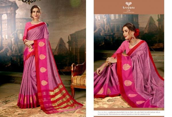 Triveni Saree Arunima 24001-24008 Series