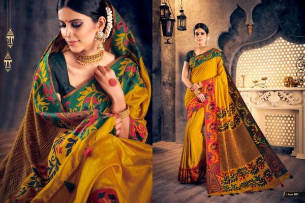 Raj Sanskar Chakrika Silk 101-111 Series