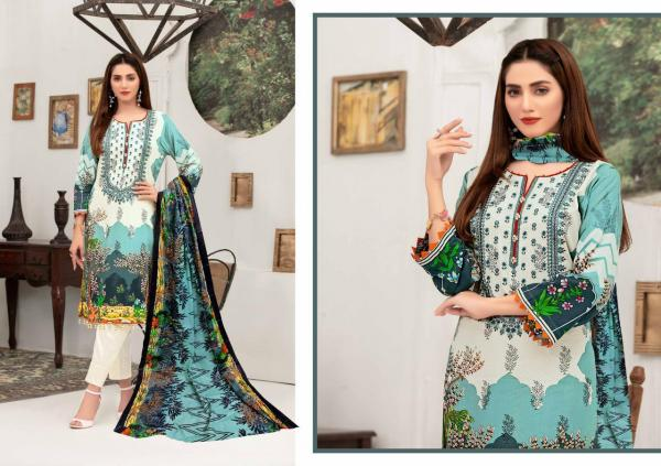 Maria B Lawn Collection Vol-4 4001-4010 Series
