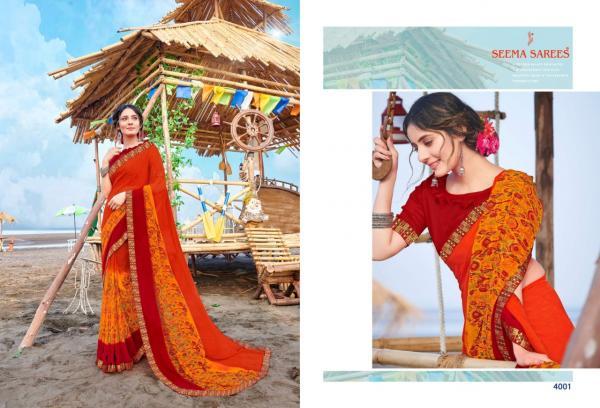 Seema Saree Humrahi Vol-27 4001-4010 Series